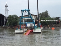 Cutter Section Dredger for Sale