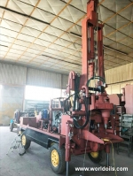 Drilling Rig - Fully Hydraulic - For Sale