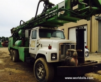 Reichdrill 650WS Used Drill Rig for Sale