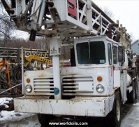 1979 Driltech D40K Drill Rig for Sale