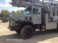 Driltech D40K Drill Rig