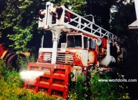 Driltech D40KII Blasthole Drill Rig for Sale