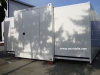 Expandable Container Camps