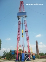 1780 hp Mechanical Drilling Rig in USA