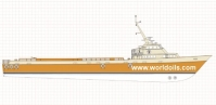 Fast Supply Vessel for Sale