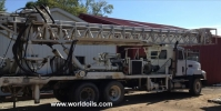 Failing 1750-TD Holemaster Drill Rig for Sale