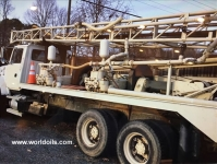 Failing CF-15 PBX Drill Rig for Sale