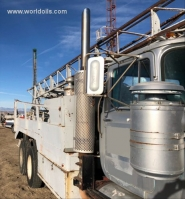 Drilling Rig - Failing Holemaster 1000 - For Sale