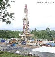 2013 Built SCR Land Drilling Rig for Sale