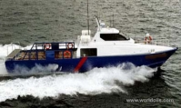 20M Used Crewboat for Sale