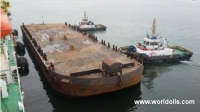 Flat Top Barge - 91m - For Sale