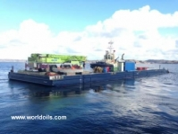 65m Flat Top Barge for sale
