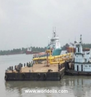 Flat Top Barge - 89m - for Sale