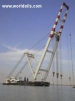Floating Crane - 85m - For Sale