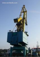35MT SWL Floating Crane For Sale