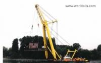 Floating Crane - 1967 Built - for Sale
