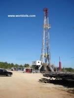 Gardner Denver DW 500 Drilling Rig