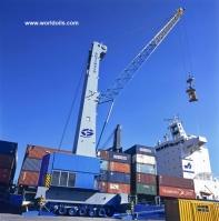 2001 Gottwald HMK 300E crane for Sale