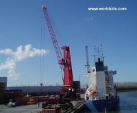 Gottwald HMK 300E Lattice Boom Crane for Sale
