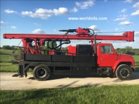Gus Pech Brat 22R Drill Rig For Sale
