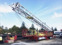 2008 Built Howard Turner HTB3KDD Drilling Rig