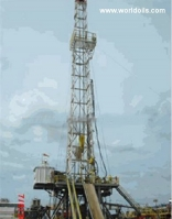 IRI 1100Hp Trailer Mounted Telescopic Drilling Rig for Sale