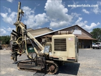 Ingersoll-Rand ECM 370 Crawler Drilling Rig for Sale