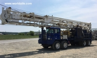 Ingersoll-Rand RD20 Range II drill rig for Sale