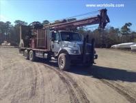 Ingersoll-Rand T2W Drill Rig