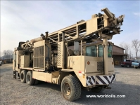 Ingersoll-Rand T4BH (Blast Hole) Drill Rig for Sale