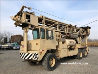 Ingersoll-Rand T4BH (Blast Hole) Used Drilling Rig