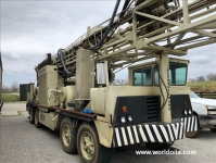 Ingersoll-Rand T4LD (Long Derrick) Deephole Package Drill Rig for Sale