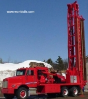 Ingersoll-Rand T4W DH Drilling Rig For Sale