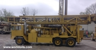 Ingersoll-Rand T4W Drill Rig for Sale