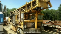 Ingersoll-Rand T4W Top Head Drive Rotary Drilling Rig