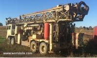 Drilling Rig - Ingersoll-Rand T4W LT Range II - For Sale