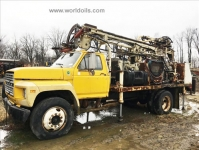 Ingersoll-Rand TH10 Drill Rig For Sale