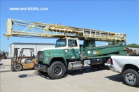 Ingersoll-Rand TH60 Drill Rig