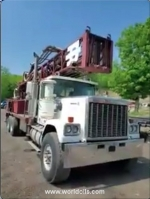 Drilling Rig -  Ingersoll-Rand TH60 - For Sale