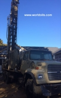 Used Drilling Rig Ingersoll Rand T3W
