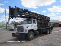 Ingersoll Rand T3W Drill Rig for Sale