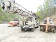 Ingersoll Rand T4W Drilling Rig for Sale