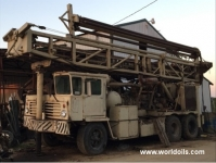 Ingersoll Rand T4W Drill Rig For Sale