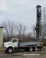 Ingersoll Rand TH-55 Drill Rig for Sale