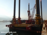 Jack-Up Barge - 1976 Built - For Sale