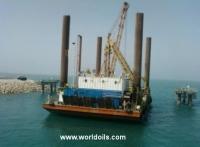 Jack Up Barge - 37m - For Sale