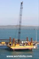 Jack Up Barge - 40m - For Sale