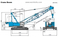 Kobelco 7120-2F Crawler Crane for sale