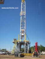 LCI 2000 hp SCR Drilling Rig for Sale