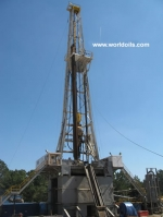 Used 2000hp Land Rig For Sale - National 1320 for sale